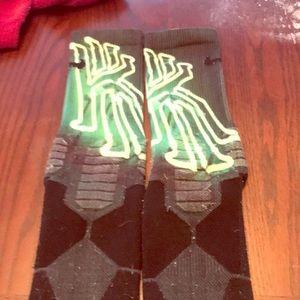 Kyrie Elite Nike socks